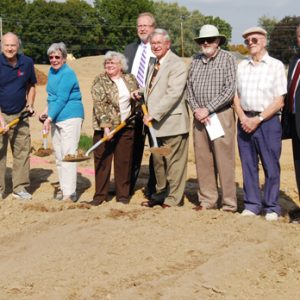 Buffalo Valley Lutheran Village breaks ground for expansion of independent living homes