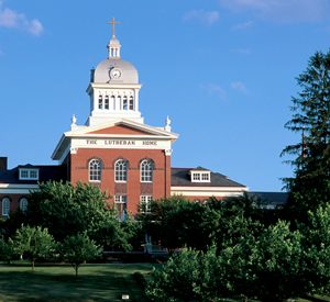 Old Main on The Lutheran Home at Topton campus named to national register of historic places