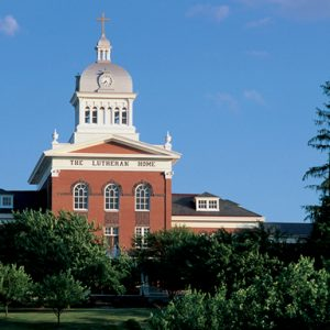 Major construction project slated for Old Main on The Lutheran Home at Topton campus