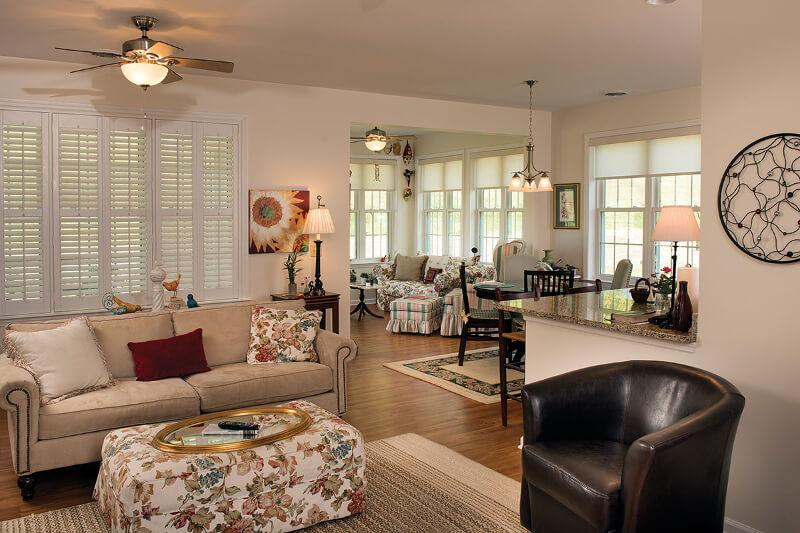 Robinwood Cottage Home