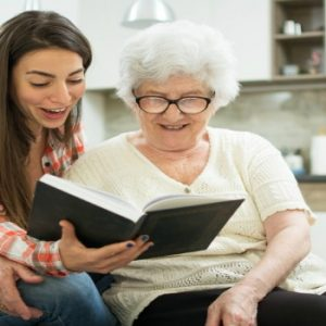 How to visit someone with Alzheimer's disease or similar illness
