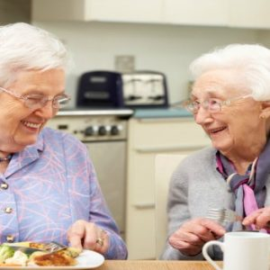 Overcoming nutritional challenges with older adults