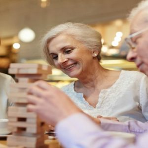 Senior living … with the emphasis on living!
