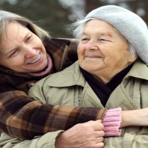 Choosing warm-hearted care for your parent