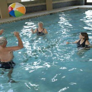 Amenities enrich life in a senior living community