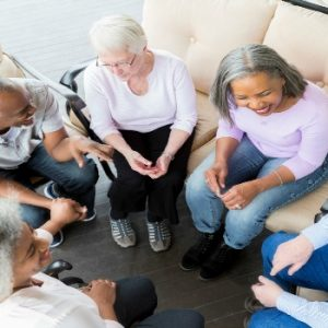 Five ways a CCRC offers peace of mind and security
